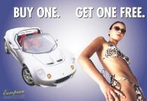 Eurpoean Sports Cars - BOGOF