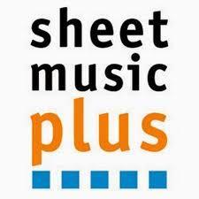 Sheet Music Plus logo