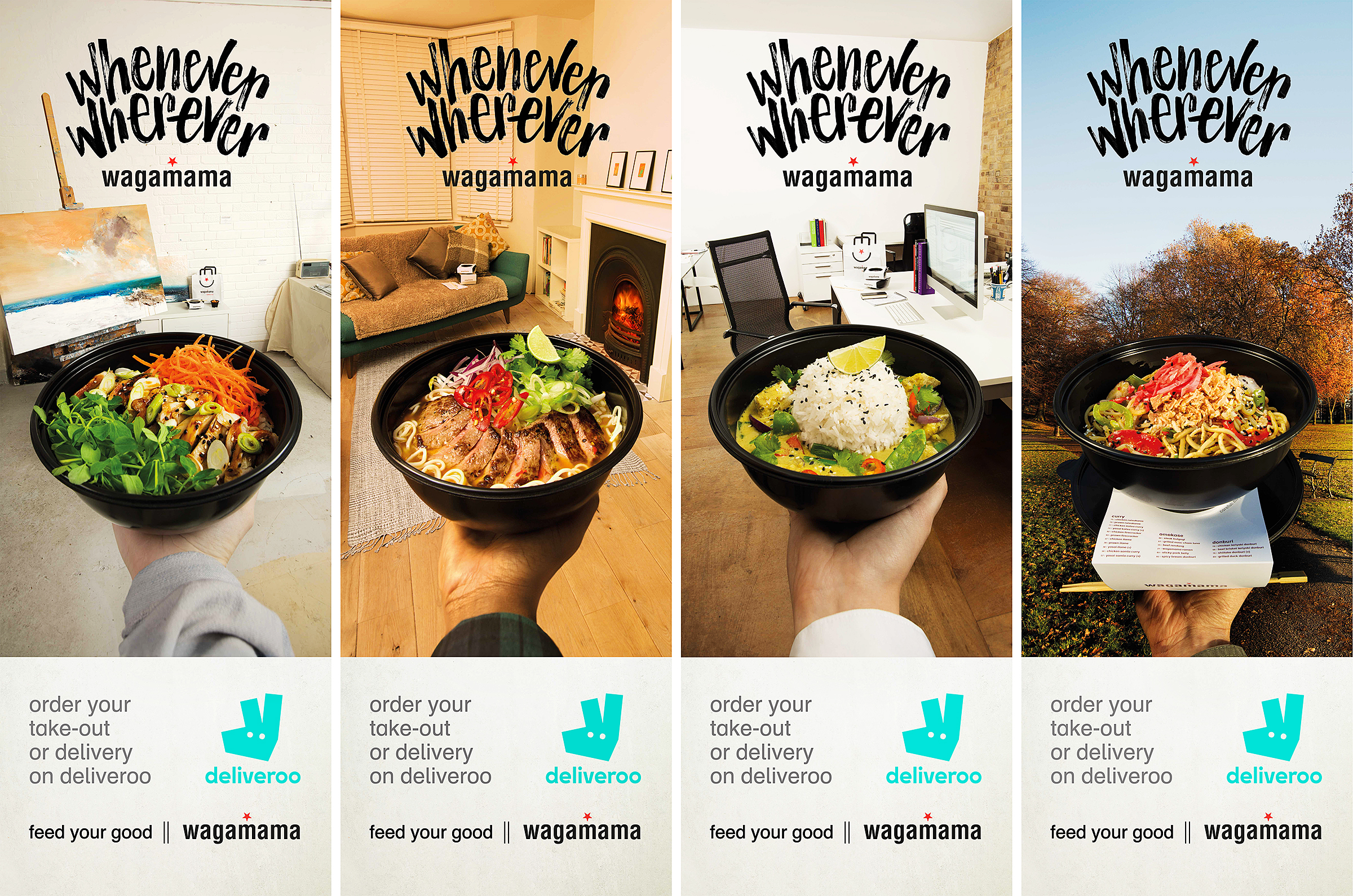 New Campaign For Wagamama Craig Eastons Blog