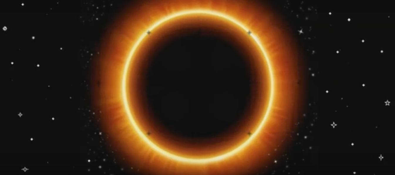 """The Sun will Turn into a """"Ring of Fire"""""""