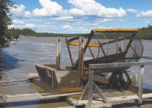 fish wheel