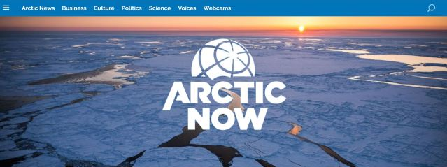 arctic now