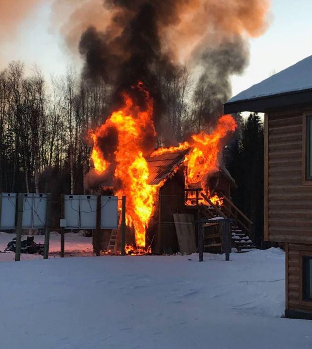 seavey arson