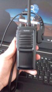 marine radio communications