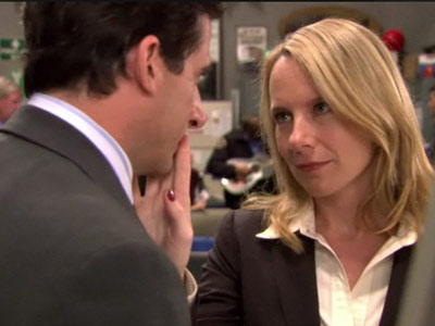 Amy Ryan as Holly Flax