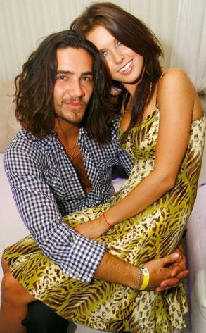 Justin Bobby and Audrina Patridge