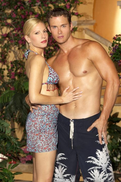 Eric Martsolf and Liza Huber (daughter of Susan Lucci)