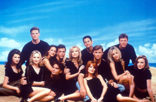 Melrose Place: Bring on the baddies: Kimberly, Brooke, Richard, and Peter