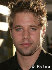 David Breck (Shaun Sipos): Could this be Michael and Sydney's son???