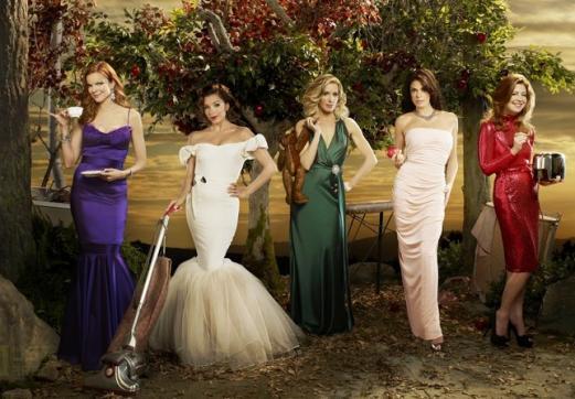 Desperate Housewives Season 6 Promo Poster