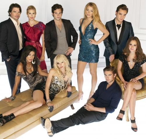 Another Gossip Girl Cast Photo