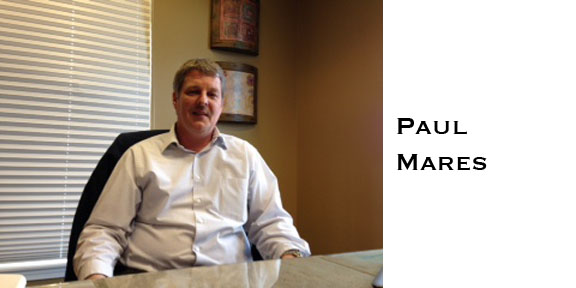 Agents of Influence – Paul Mares