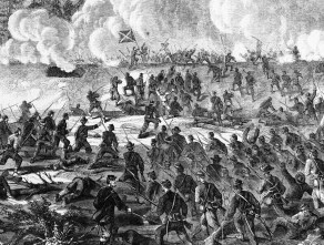 Assault at Petersburg