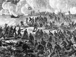 Assault at Petersburg