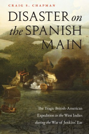 Cover of Disaster on the Spanish Main
