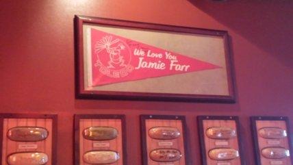 Jamie Farr's Cpl. Klinger sang the praises of Packo's on M-A-S-H in the 1970s. Craigslegz.com