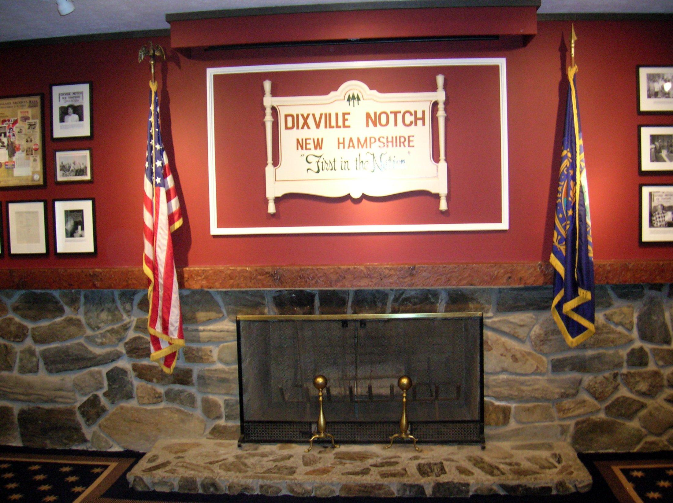 dixville-notch-ballot-room