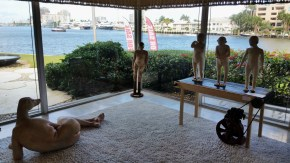 The Oscar Mayer house, for sale for $22.5 million, sits on prime waterfront property in Fort Lauderdale. (Craig Davis/Craigslegz.om)