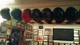 Milwaukee's 4th Base Restaurant is filled with sports memorabilia, the majority from baseball. (Craig Davis/Craigslegztravels.com)