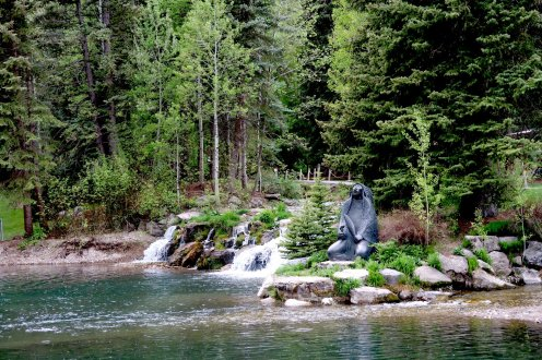 Sundance Mountain Resort puts the emphasis on nature in a serene setting. (Craig Davis/Craigslegztravels.com)