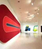Frank Stella: Experiment and Change exhibit at NSU Art Museum Fort Lauderdale. (Fran Davis/Craigslegztravels.com)