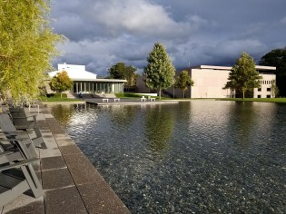 The Clark Institute of Art in Williamstown, Mass., has an impressive collection of French Impressionists, Old Masters and American artists. (Fran Davis/CraigslegzTravels.com)