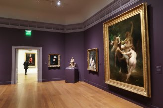The Clark Institute of Art in Williamstown, Mass., has an impressive collection of French Impressionists, Old Masters and American artists. (Craig Davis/CraigslegzTravels.com)