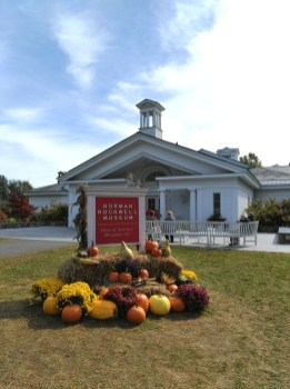 The Norman Rockwell Museum is in Stockbridge, Mass., where the illustrator lived during the final 25 years of his life. (Craig Davis/Craigslegztravels.com)