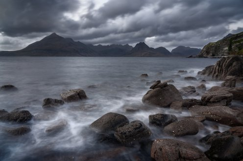 Elgol, near the southern tip of the Isle of Skye, is a prime spot for sunset photography. (Glenn Davis/Glenndavisphotography.com)
