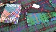 All of the Scottish clans have their own distinguishing tartan pattern. (Craig Davis/Craigslegztravels.com)