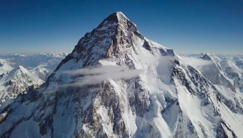The peak of K2 mountain is considered a more treacherous climb than Mount Everest. The summit hadn't been reached in winter until a team of 10 Nepalese did so on Jan. 16, 2021.