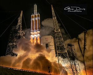 Order prints from Glenn Davis Photography, specializing in rocket and nature scenes at GlennDavisPhotography.com