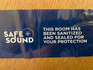 The pandemic brought changes in the interest of safety to Seminole Hard Rock.