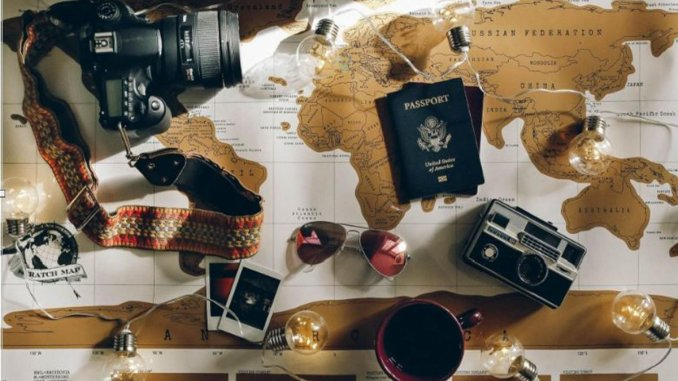 Virtual travel is becoming a popular way to see the world while the COVID-19 pandemic makes real travel difficult. (Image from Unsplash.com)