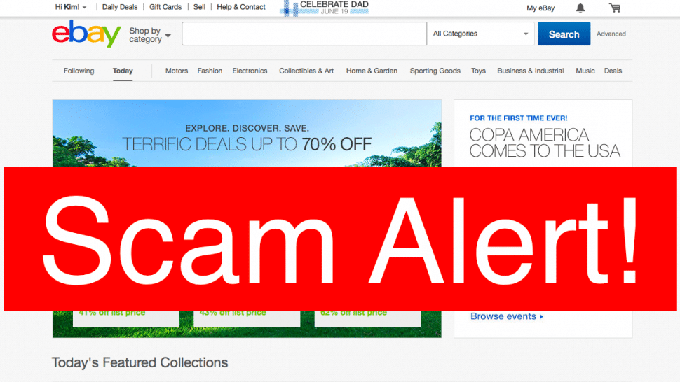 Beware of These Top 12 eBay Scams