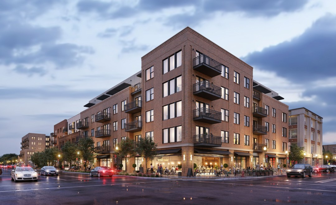 Mixed Use Multifamily Project-Craine