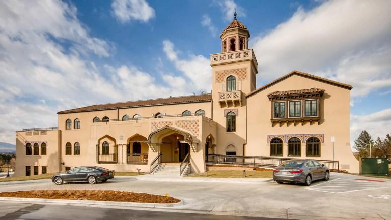 Mirador-Historic Building Repurposed
