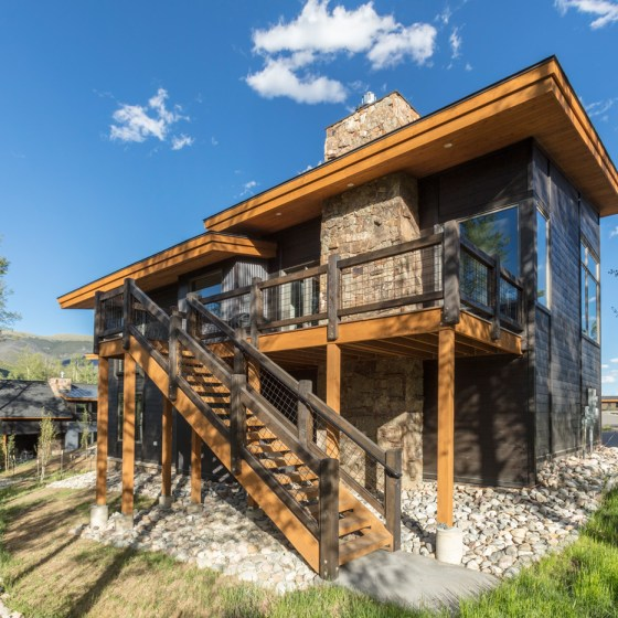 Keller Cabin, SSR