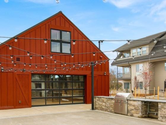 Timberline Farms Barn