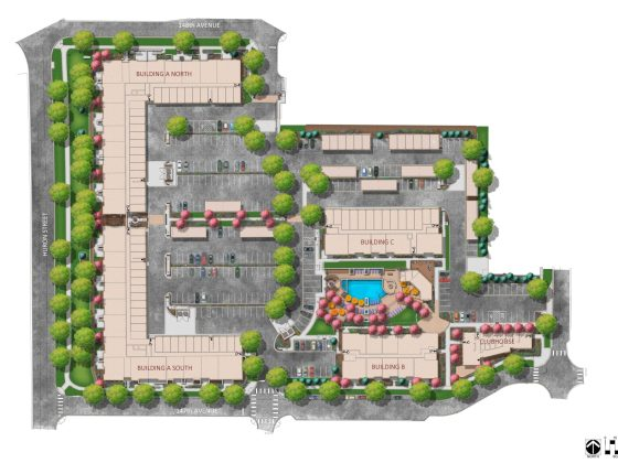OTC Site Plan