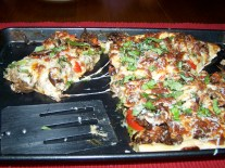Thoroughly Overmeated Pizza Pie