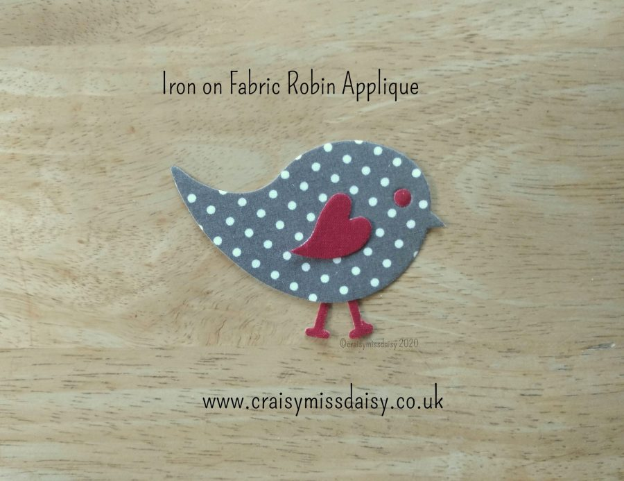 craisymissdaisy iron on fabric robin