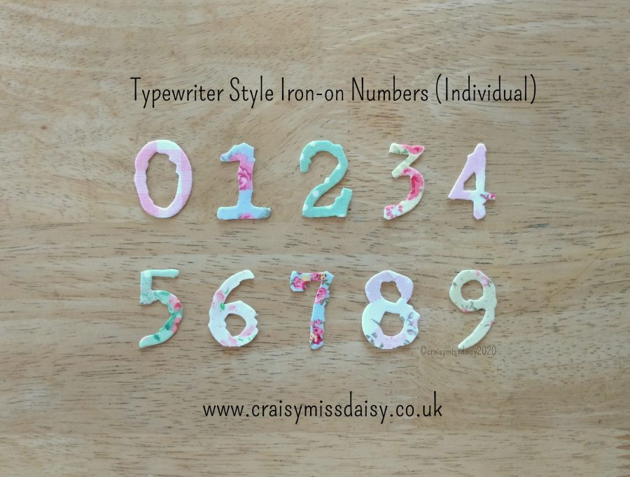 craisymissdaisy-Typewriter-Style-Iron-on-individual-numbers