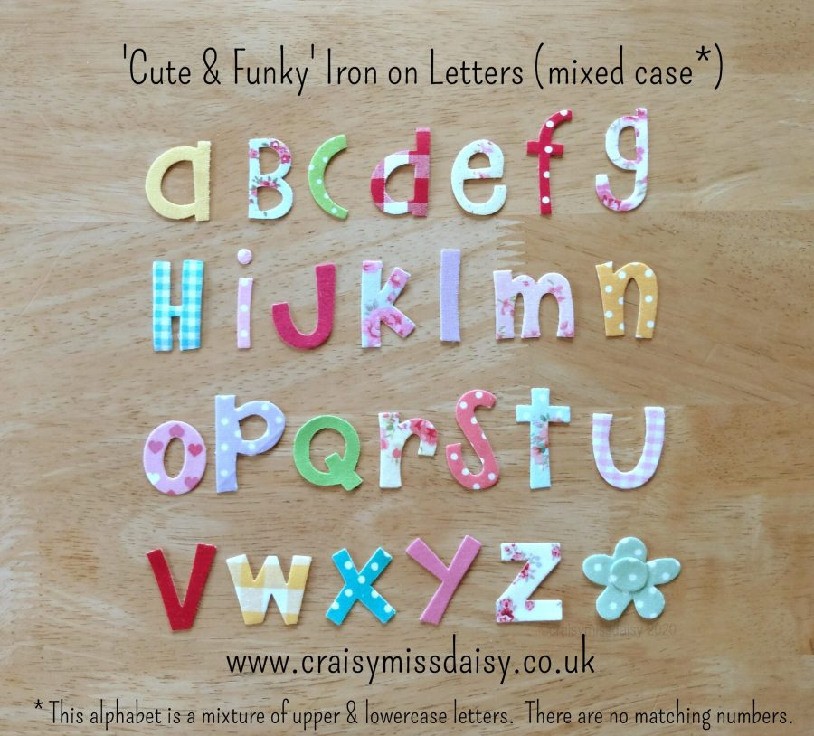 craisymissdaisy-cute-funky-iron-on-mixed-case-letters
