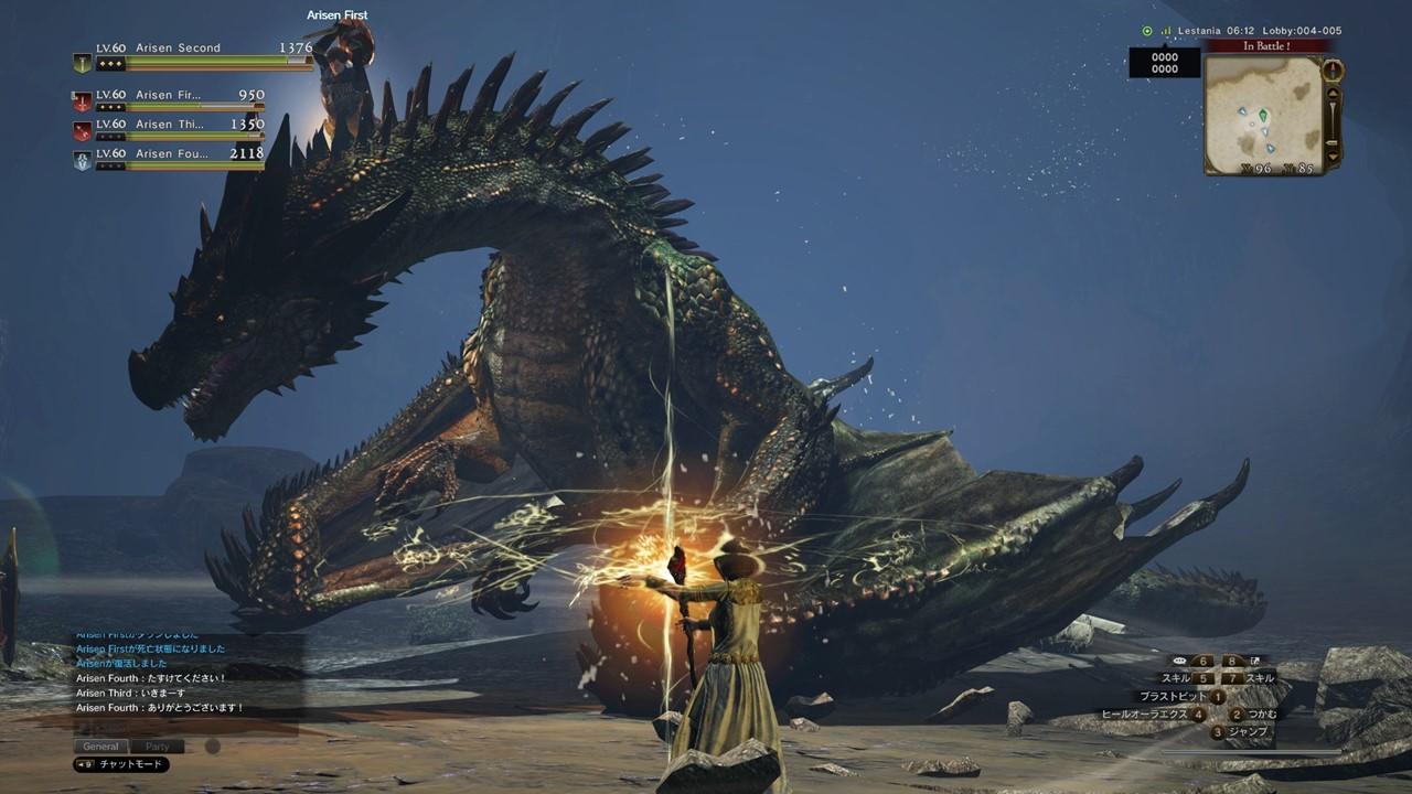 DragonsDogmaOnline7