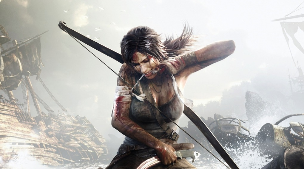 Lara Croft Shows Less Cleavage in Rise of the Tomb Raider - Did She Grow Up?