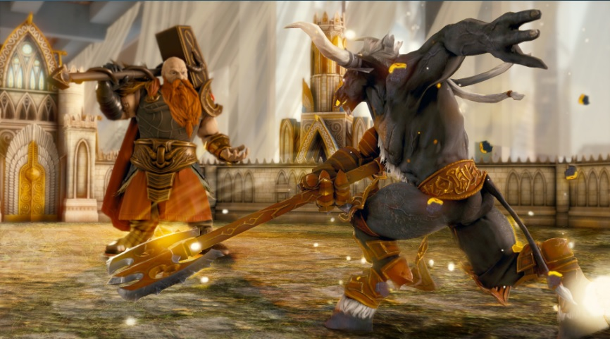 Might & Magic Showdown Gameplay Overview 30 Minutes