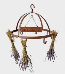 Hängare för blom och örttorkning Hortensia