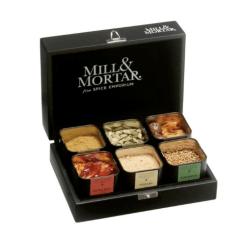 Underbara kryddor från Mill & Mortar