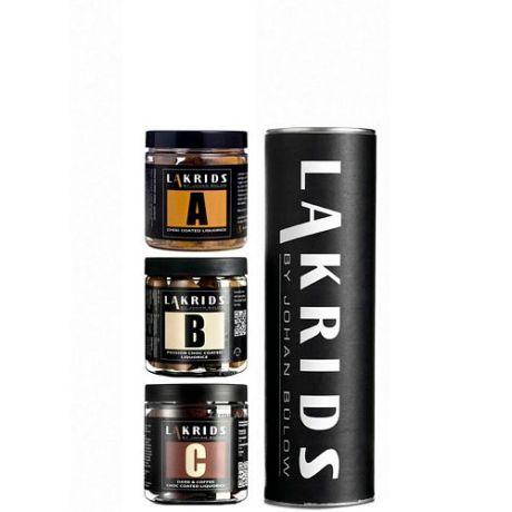 a b c lakrids